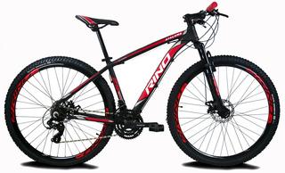 Bicicleta Aro 29 Rino Atacama - 21v + Yamada + Brinde