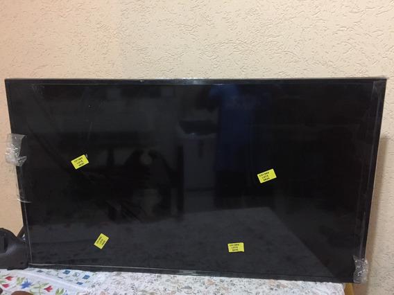 Smartv Samsung 49 Pol 4k Tela Quebrada