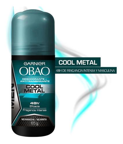 Desodorante Obao For Men Cool Metal - g a $100