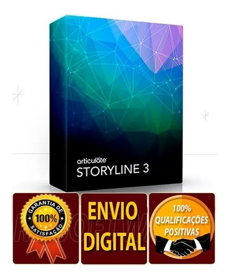 Articulate Storyline 3 - Crie Apresentações De Cursos Ead