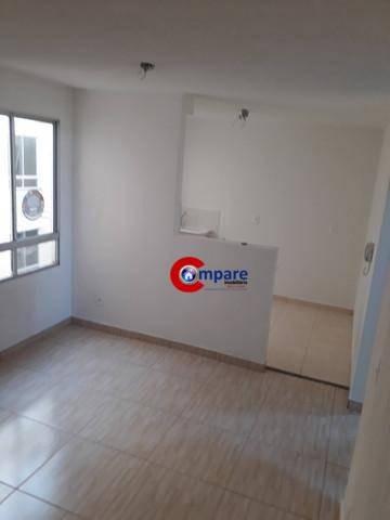 Apartamento À Venda, 45 M² Por R$ 199.999,99 - Bonsucesso - Guarulhos/sp - Ap9132