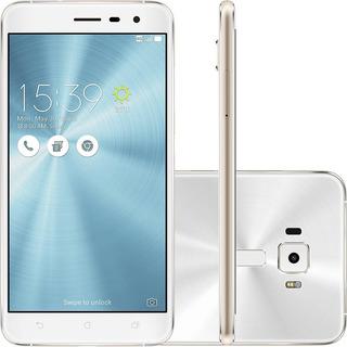 Smartphone Asus Zenfone 3 32gb 3gb Ram Tela 5.2 Ze520kl Novo