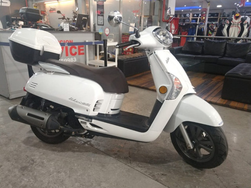 Kymco Like 200 2016 Impecable En Mg Bikes