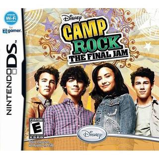 Camp Rock The Final Jam - Ds
