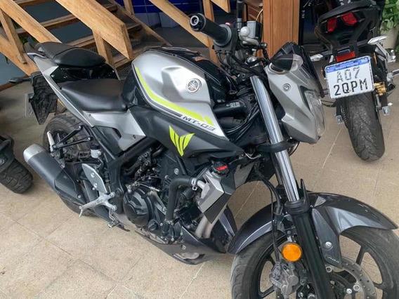 Yamaha Mt 03 Mt03 2017 Naked R3 No Duke 390 Disponible