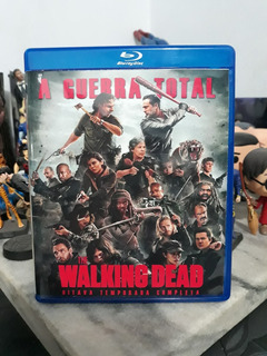 Blu Ray The Walking Dead 8º Temporada Completa Dual