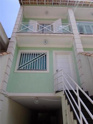 Sobrado Residencial À Venda, Cidade Antônio Estevão De Carvalho, São Paulo. - So10238
