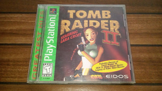 Tomb Raider Ii: Starring Lara Croft Ps1