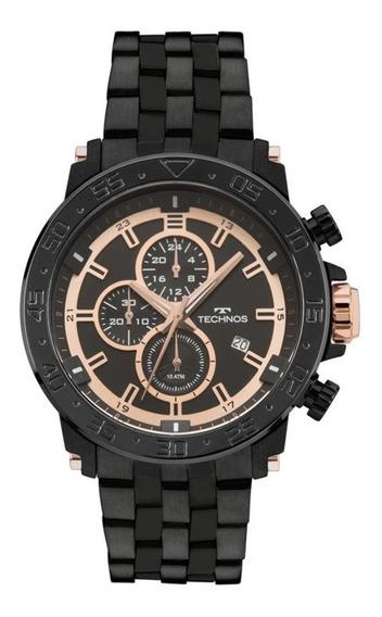 Relógio Technos Masculino Clássico Legacy Preto Js15es/4p
