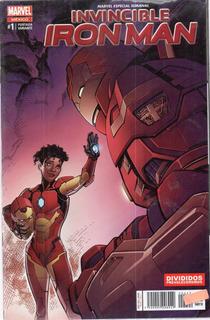 Iron Man Invencible Comic Completa Del #1 Al #