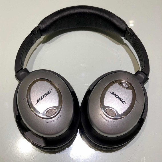 Headphone Bose Qc-15 Noise Canceling