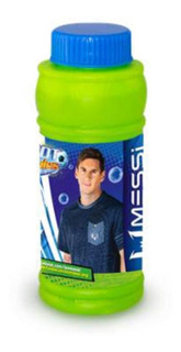 Repuestos X3 Foot Bubbles Media Messi Burbujas Mundo Manias