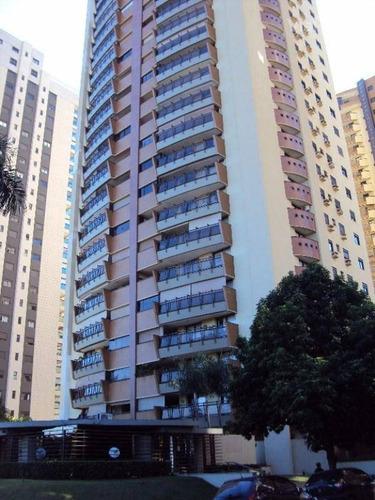 Apartamento Com 4 Dormitórios Para Alugar, 233 M² Por R$ 4.800,00/mês - Jardim Santa Ângela - Ribeirão Preto/sp - Ap0126