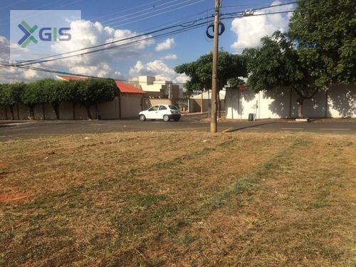 Imagem 1 de 2 de Terreno À Venda, 450 M² Por R$ 270.000,00 - Jardim Tarraf Ii - São José Do Rio Preto/sp - Te0382
