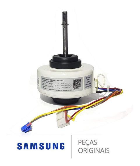 Motor Ventilador Evaporadora Ar Samsung 9000 E 12000 Btus