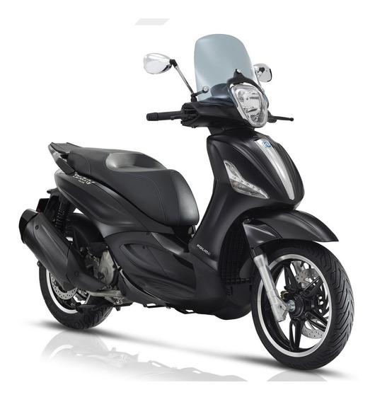 Moto Piaggio Beverly Scooter 500cc