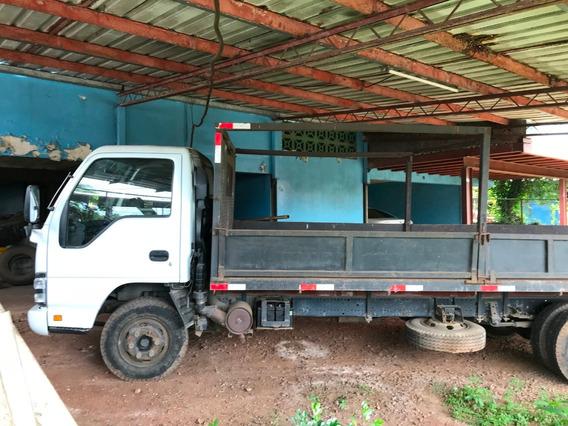 Camion Isuzu De 8 Ton