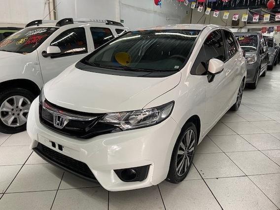 Honda Fit Ex 1.5 Flex Automático 2015 Baixa Km