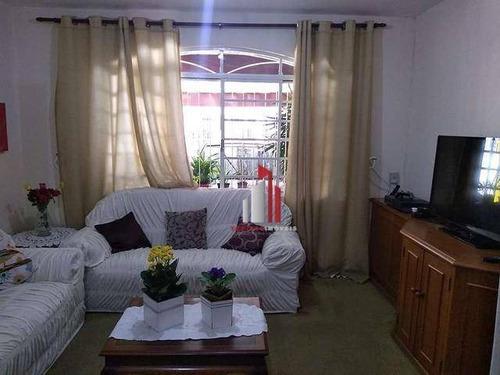 Sobrado À Venda, 72 M² Por R$ 518.000,00 - Vila Prel - São Paulo/sp - So0199