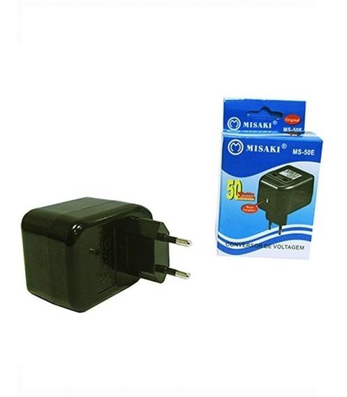 Peça Conversor Voltagem Transformador 50w 110/220 220/110