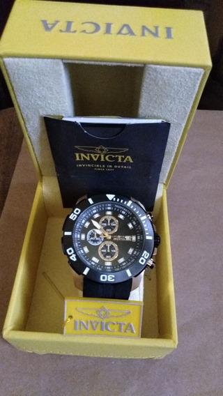 Relógio Masculino Original Invicta 159758/27733 Na Caixa.
