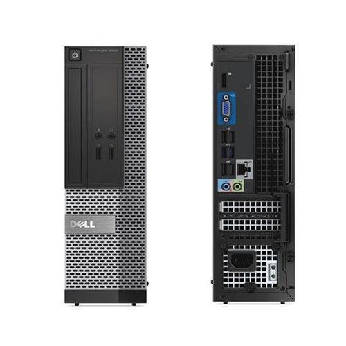 Cpu Dell Optiplex Core I5 4gb 500gb - Oferta