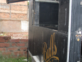 Trailer Food Truck 3 Metros Pronto Para Trabalhar!