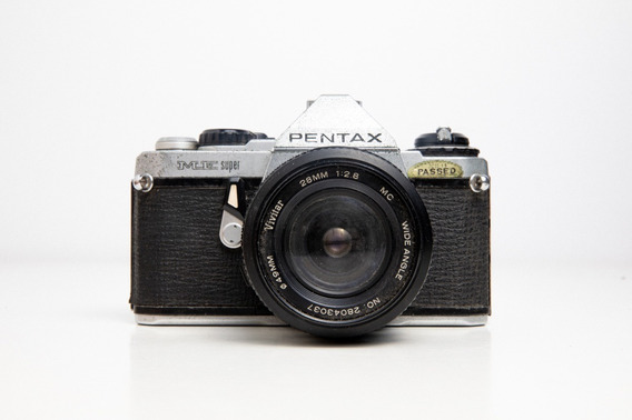 Câmera Fotográfica Asahi Pentax Me Super 28mm
