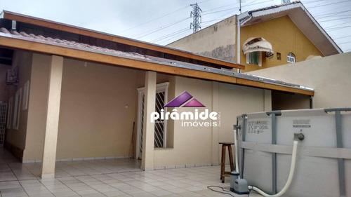 Casa À Venda, 120 M² Por R$ 440.000,00 - Cidade Vista Verde - São José Dos Campos/sp - Ca3663