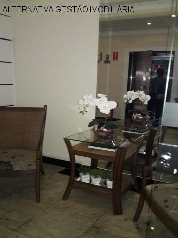 Apartamento Residencial Em São Paulo - Sp, Vila São Francisco - Apl2507