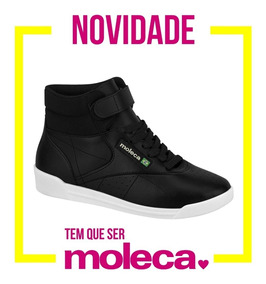 Tenis Botinha Moleca 5442101