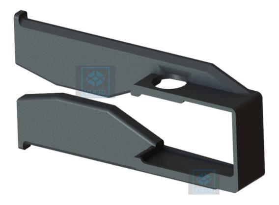 Adaptador Para Usar Gopro 3 E 4 Dji Osmo Mobile 1 2 3