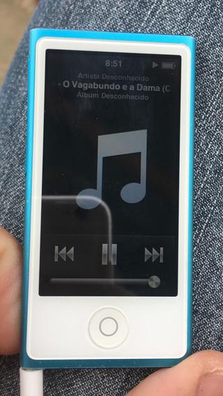 iPod Nano 16gb Azul