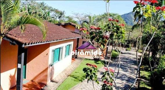 Casa Kitnet Em Condomínio, Martim De Sá, Caraguatatuba. - Ca3825