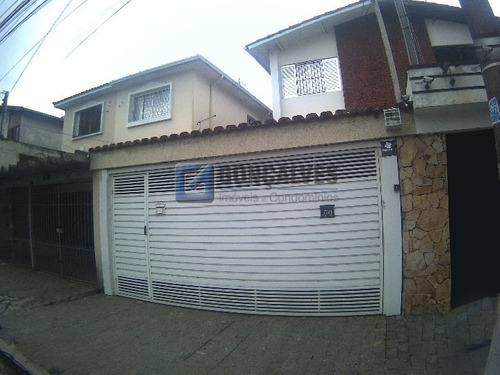 Venda Sobrado Sao Bernardo Do Campo Nova Petropolis Ref: 538 - 1033-1-53884