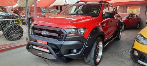 Imagen 1 de 15 de Reestrene Ford Ranger Xl Crew Cab 2019 Con Extras Unico Dueñ