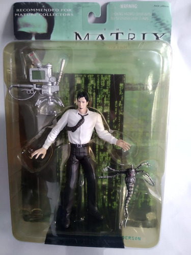 Mr. Anderson Neo The Matrix N2toys