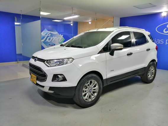 Ford Ecosport Freestyle 4x4 Mt 2014