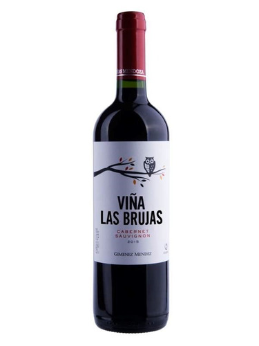 Vino Viñas Cabernet Sauvignon - Gimenez Mendez - Uruguay