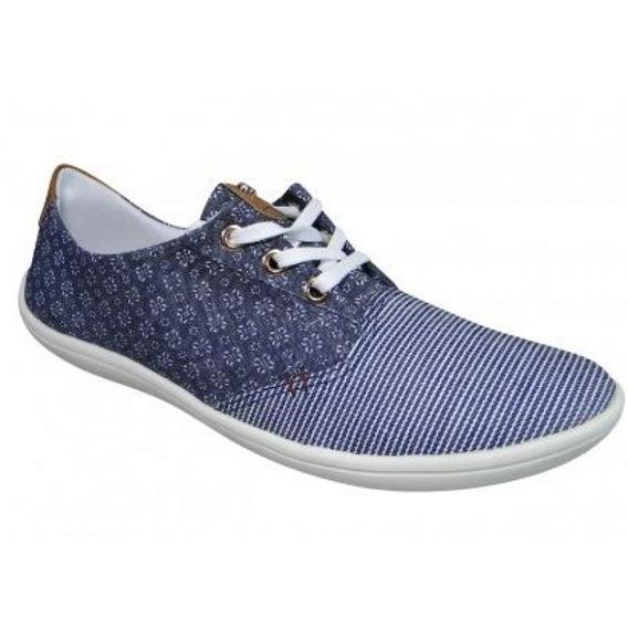 Tenis Cravo E Canela 142210 - Jeans - Delabela Calçados