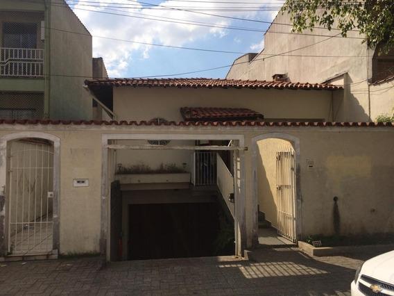 Excelente Casa Assobrada À Venda - 5 Dormitórios - 4 Vagas - Curuçá - Santo André-sp - 41296