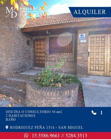 Consultorios Alquiler San Miguel