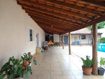 Chácara À Venda, 1000 M² Por R$ 600.000,00 - Jardim Ouro Branco - Ribeirão Preto/sp - Ch0076