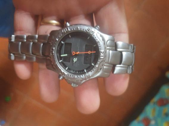 Relogio Technos Dumont Titanium Dr10089