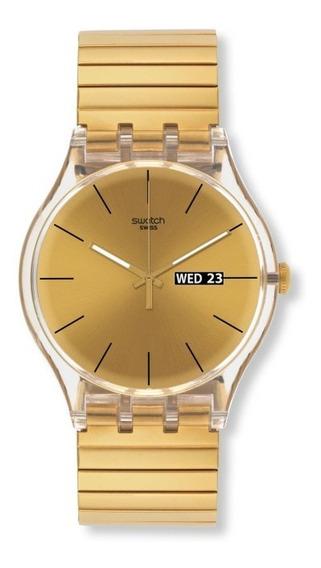 Relógio Swatch Dazzling Light Suok702