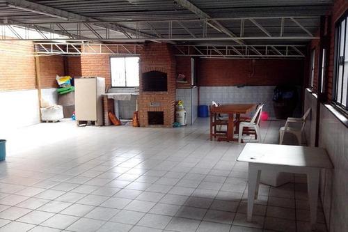 Imagem 1 de 12 de Prédio Para Aluguel, 2 Vagas, Das Nações - Santo André/sp - 69464