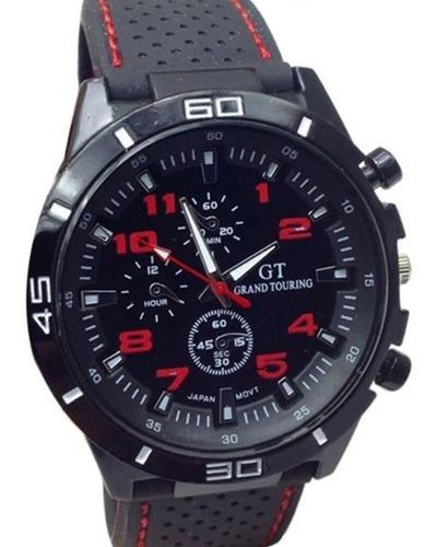 Relógio Masculino Esportivo Na Caixa Para Presente