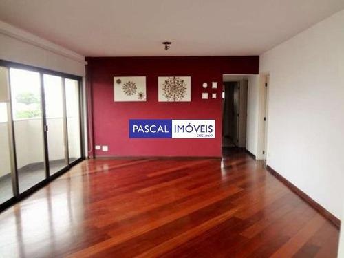 Imagem 1 de 15 de Apartamento Campo Belo 03 Dormitorios 01 Vaga - V-6105