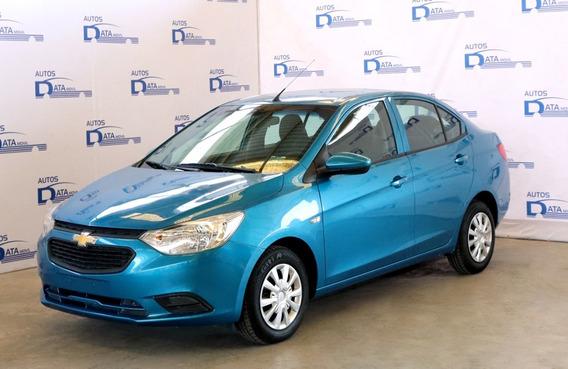 Chevrolet Aveo Tipo B Azul 2018 Automatico 5 Puertas
