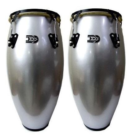 Conga Dadi (par) Fibra Vidrio/borde Tradicional 10 -11